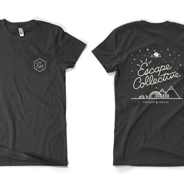 Escape Collective Tee Shirt